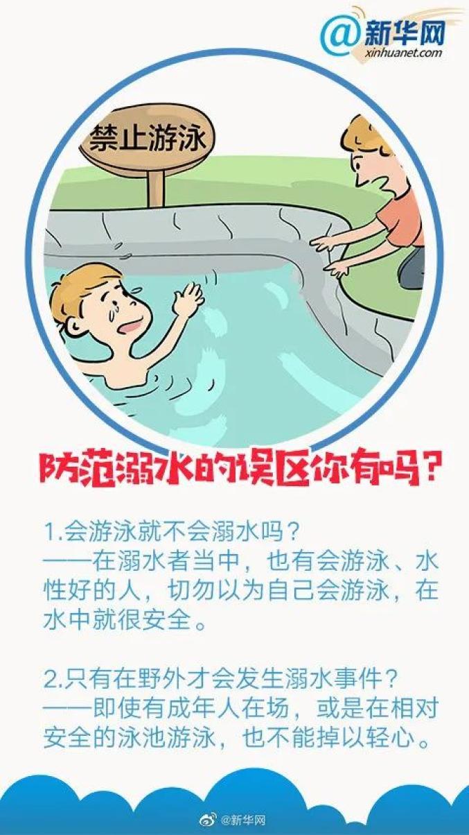防溺水安全手抄报