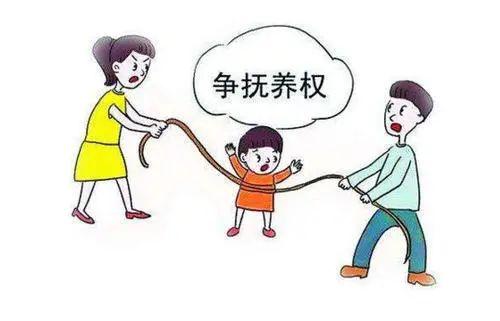 怙恃仳离,试管婴儿归谁供养?
