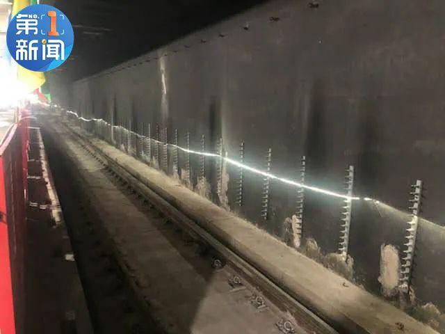 搬迁 公司最新!西安又一条地铁即日轨通!建成后将连接