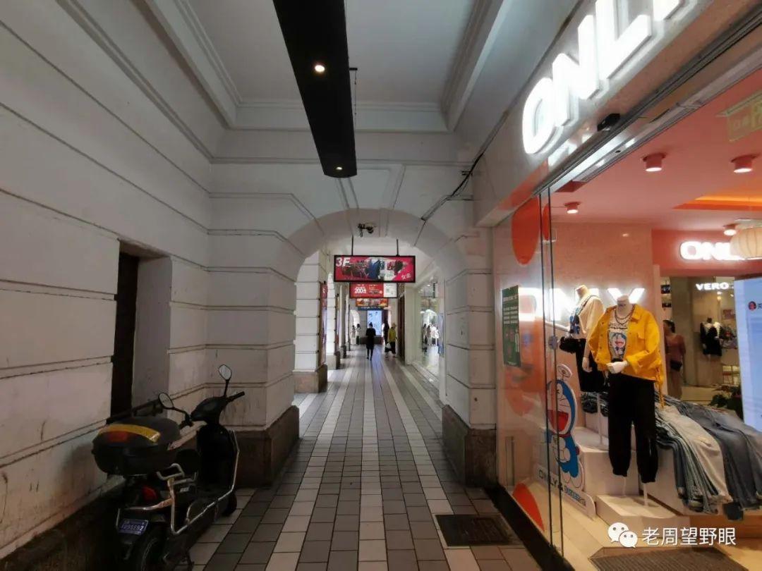 专业搬迁  公司南京东路先施公司旧址的一些细节