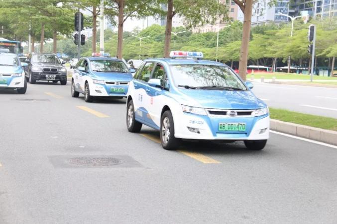 不会手机叫车?别着急,深圳巡游出租车电召电话95128开通啦!