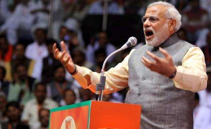 """从近三年印度边境主要行动看""""莫迪逻辑"""""""
