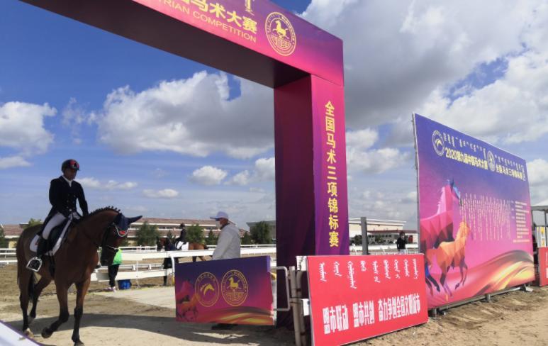 2020第九届中国马术大赛在锡林浩特开赛_媒体_澎湃新闻-ThePaper