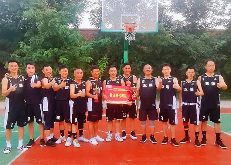 五莲法院在全县篮球比赛中荣获职工组季军_政务_澎湃新闻-ThePaper