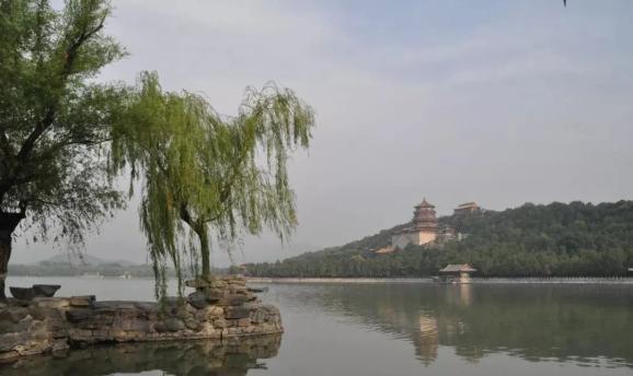 颐和园中的假山叠石文化_政务_澎湃新闻-ThePaper