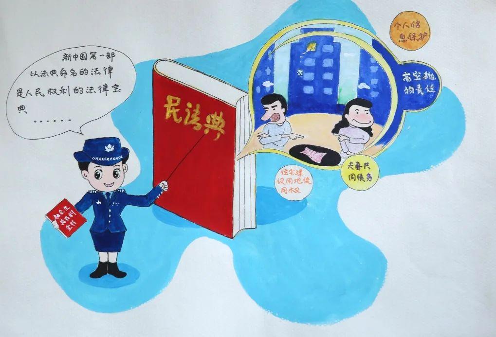 好搜服 | 强化民法典宣传教育  为改造回归保驾护航插图18