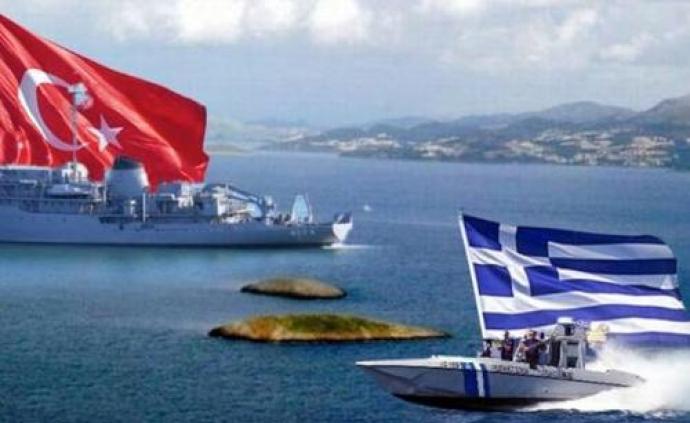 地中海视域下的土希关系①|希土争端,一场围绕塞浦路斯的地缘博弈
