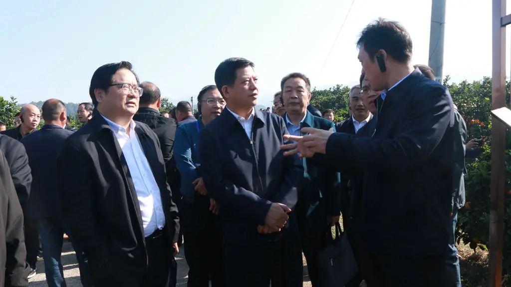 湖南省财产扶贫工作推进会在新宁召开