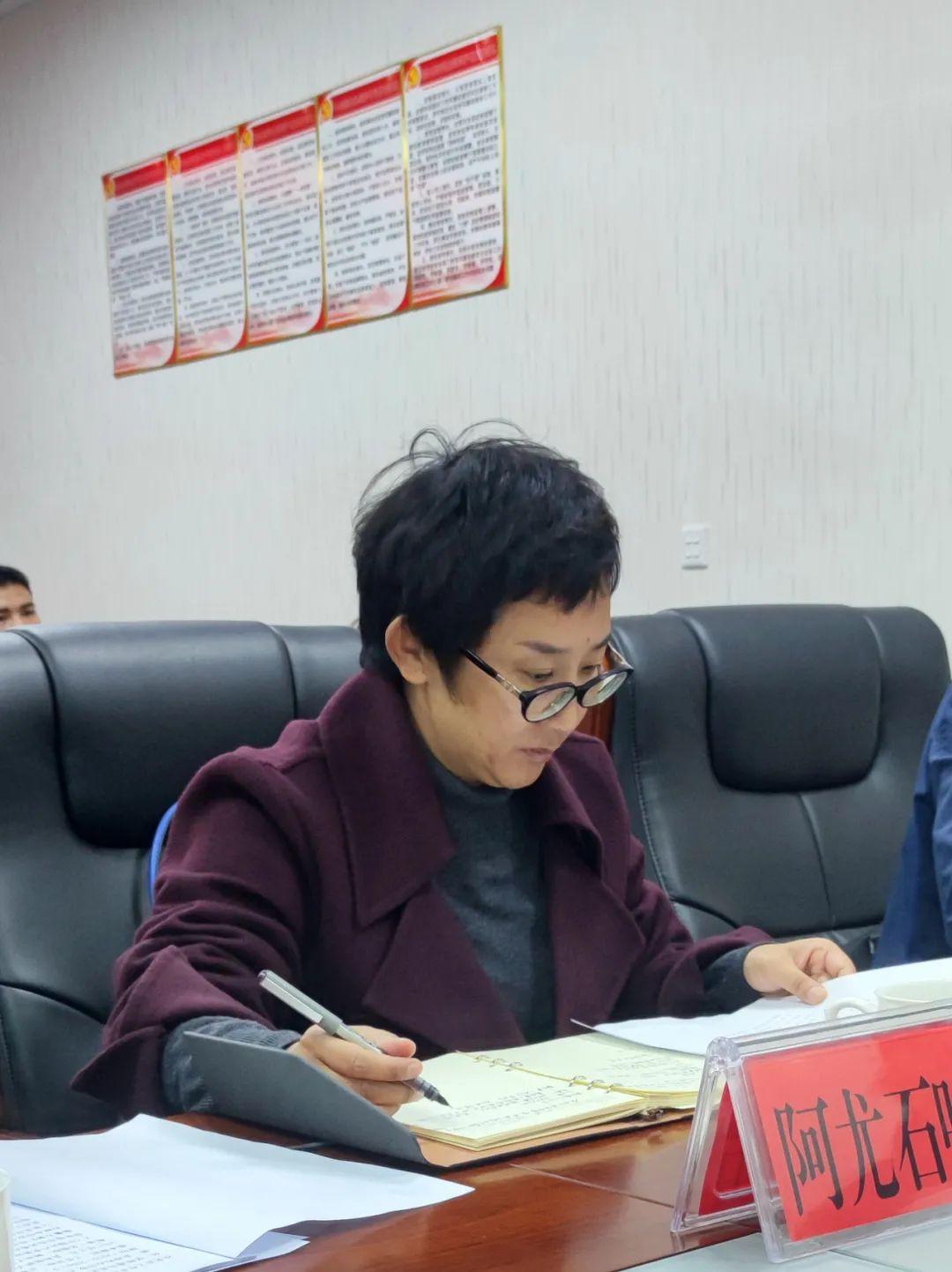 【方志四川•工作动态】四川省地方志办党组书记、主任陈建春赴美姑